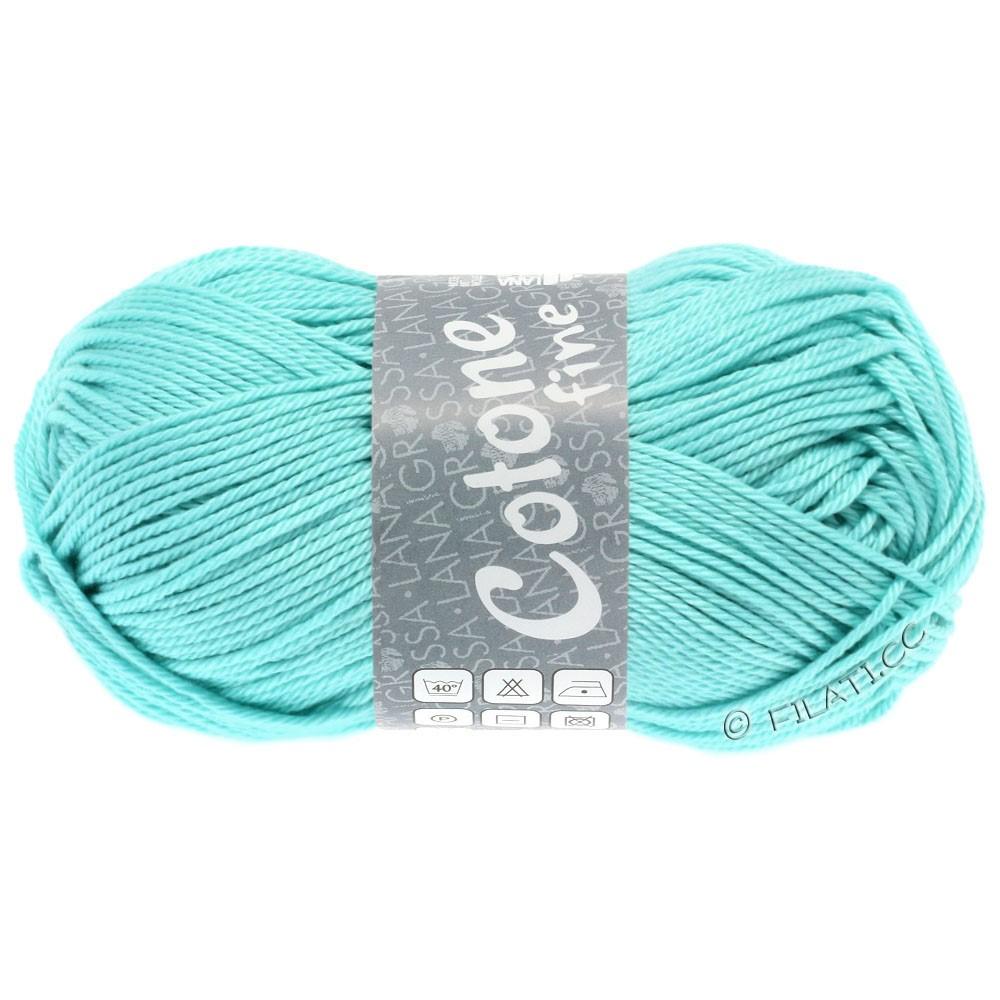 Lana Grossa COTONE FINE | 635-light turquoise
