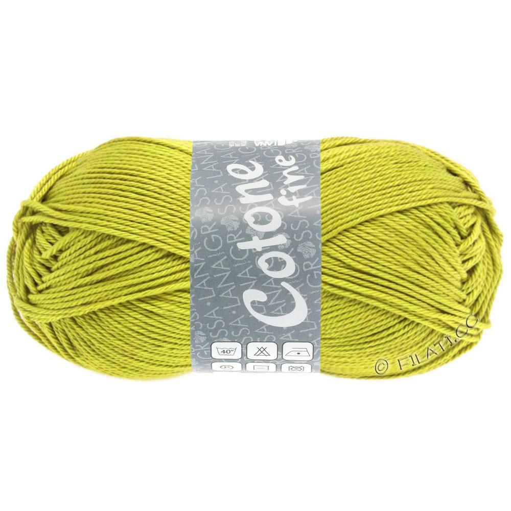 Lana Grossa COTONE FINE | 653-mustard