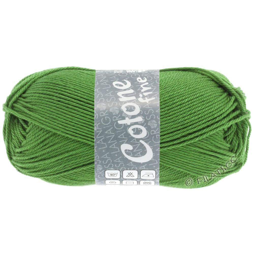 Lana Grossa COTONE FINE | 654-fern green