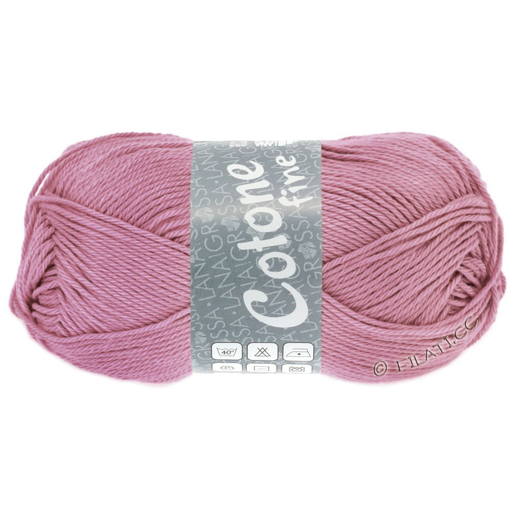 Lana Grossa COTONE FINE | 657-antique pink