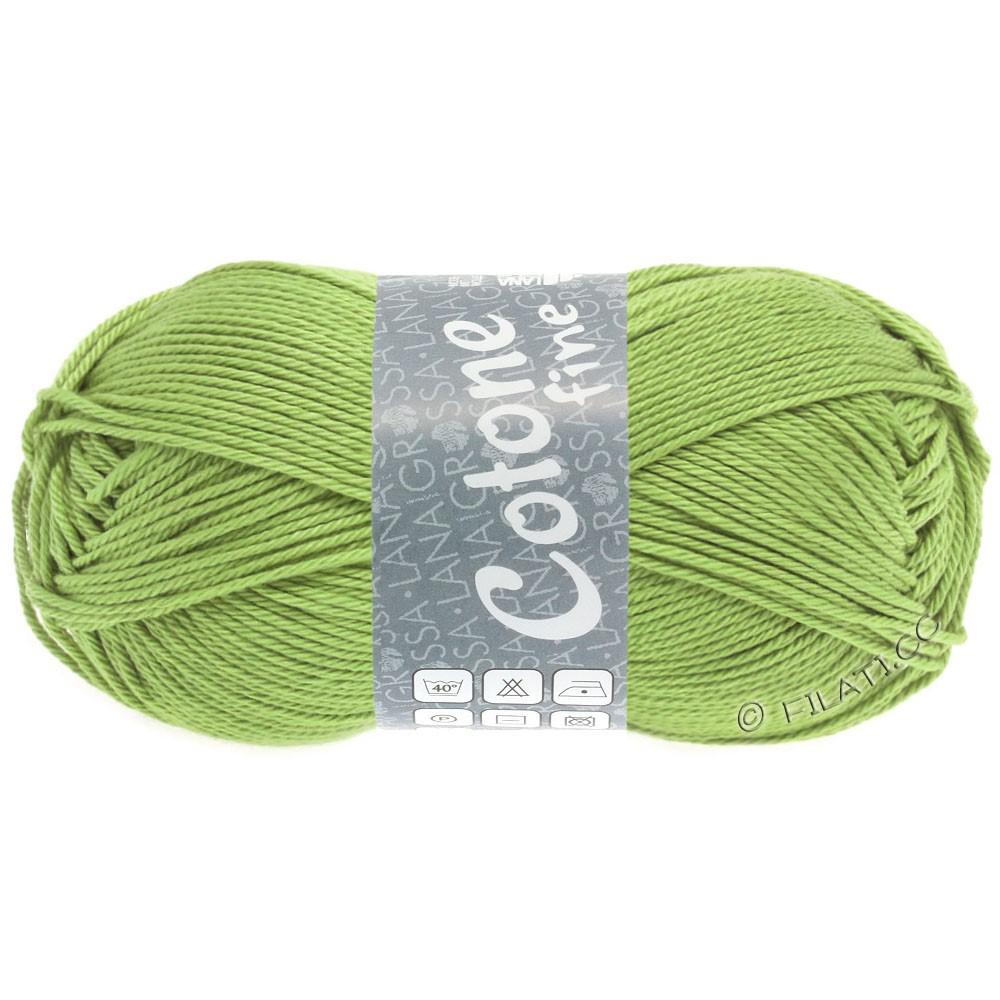 Lana Grossa COTONE FINE | 673-linden green