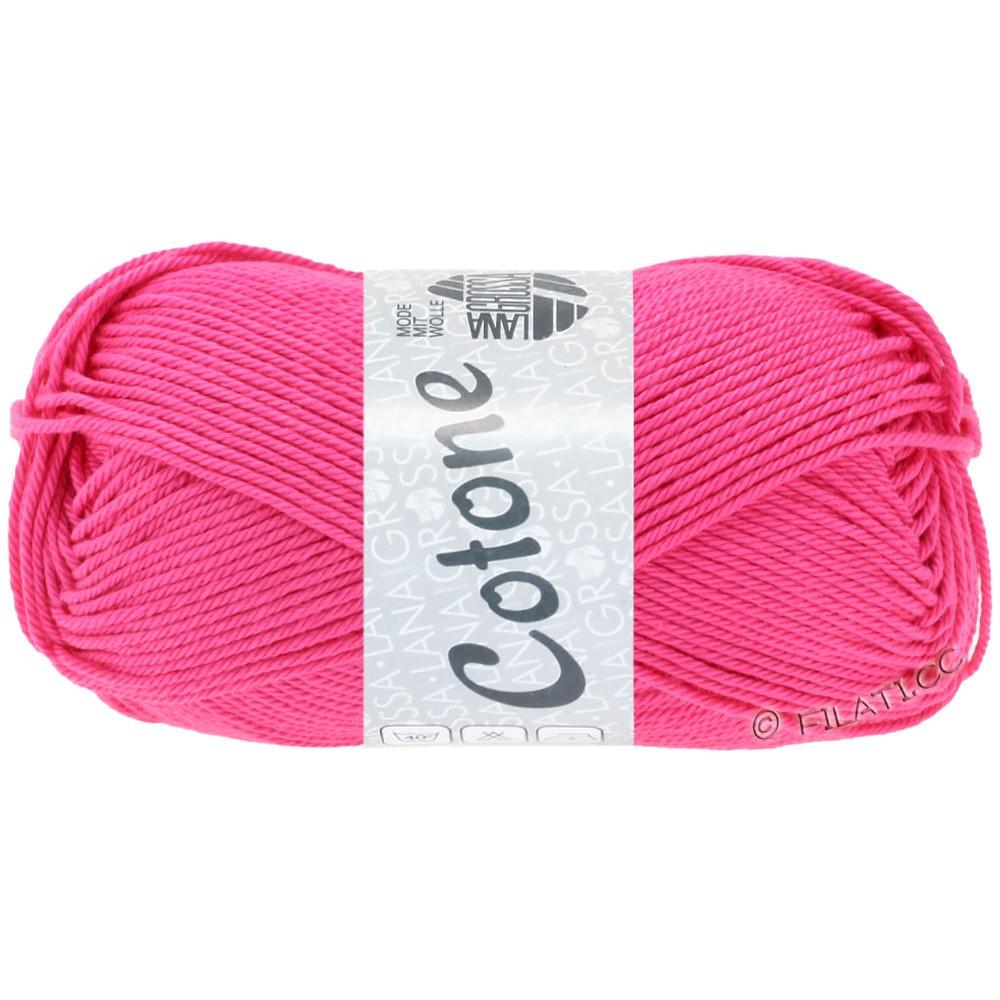 Lana Grossa COTONE Uni | 03-pink