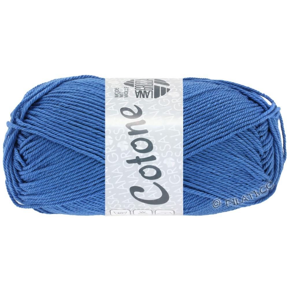 Lana Grossa COTONE | 11-blue