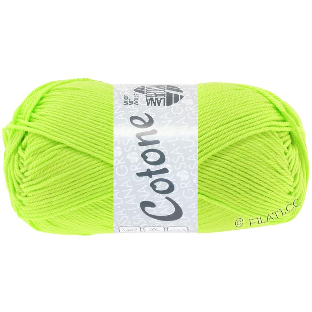 Lana Grossa COTONE Uni | 36-light green