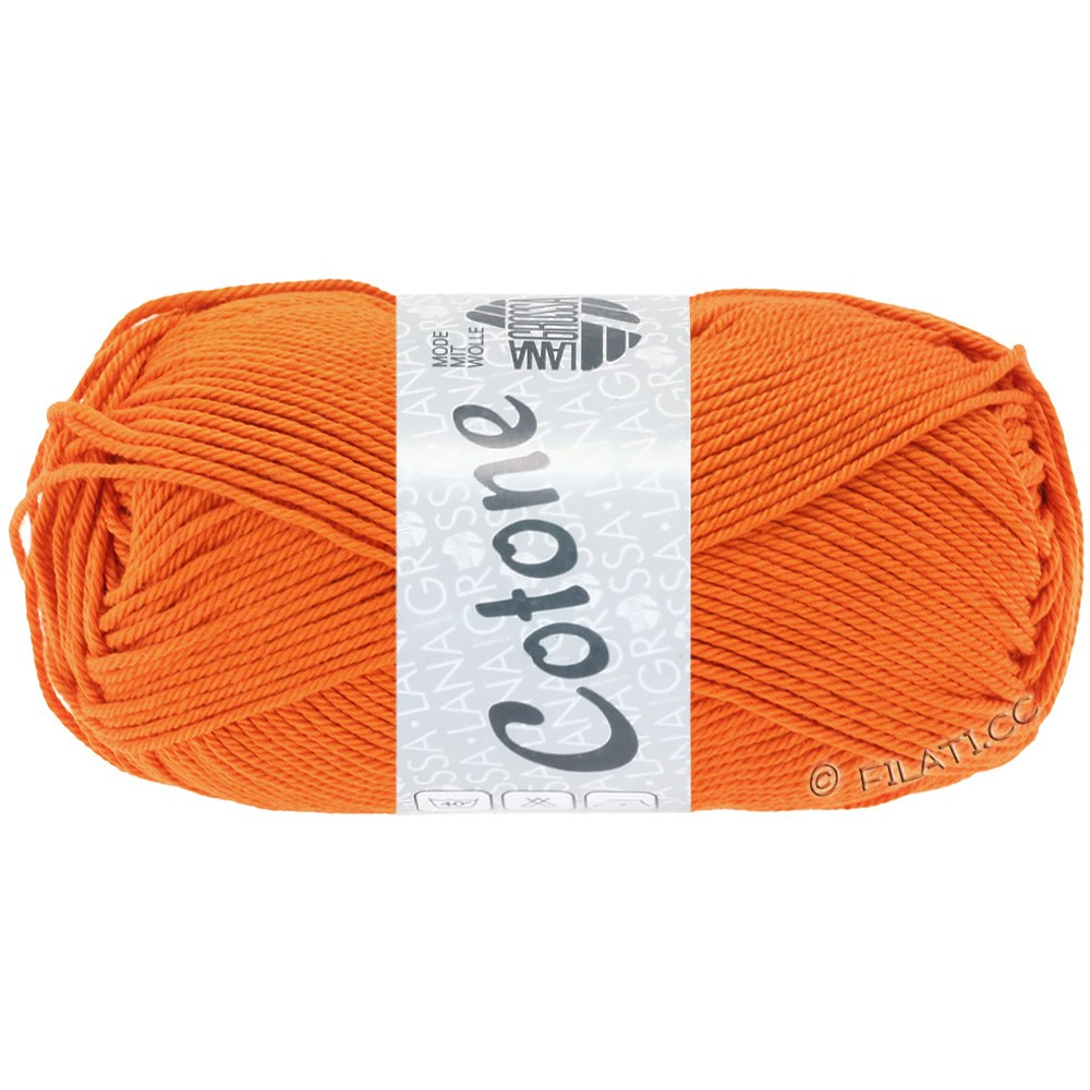 Lana Grossa COTONE | 39-pumpkin