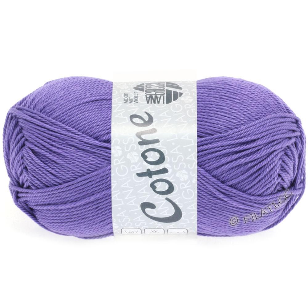 Lana Grossa COTONE Uni | 50-lilac