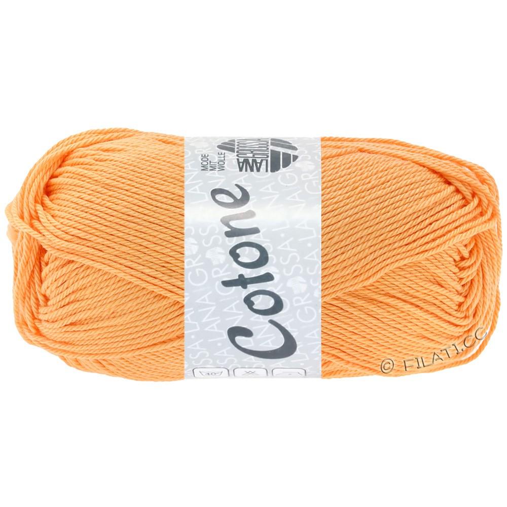 Lana Grossa COTONE Uni | 52-apricot