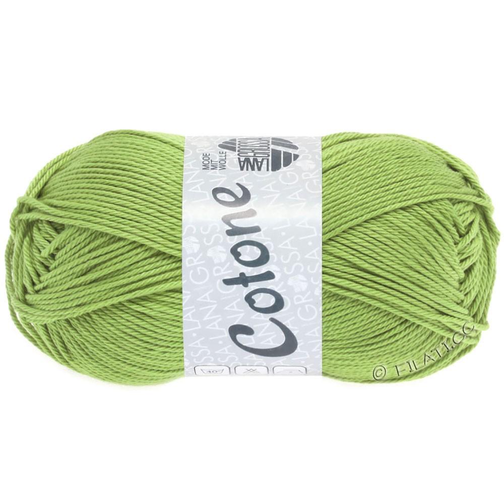 Lana Grossa COTONE | 73-linden green