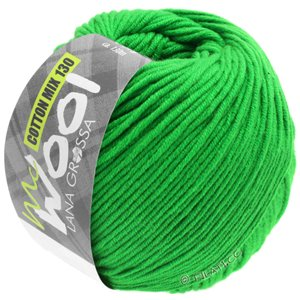 Lana Grossa COTTON MIX 130 (McWool) | 143-may green