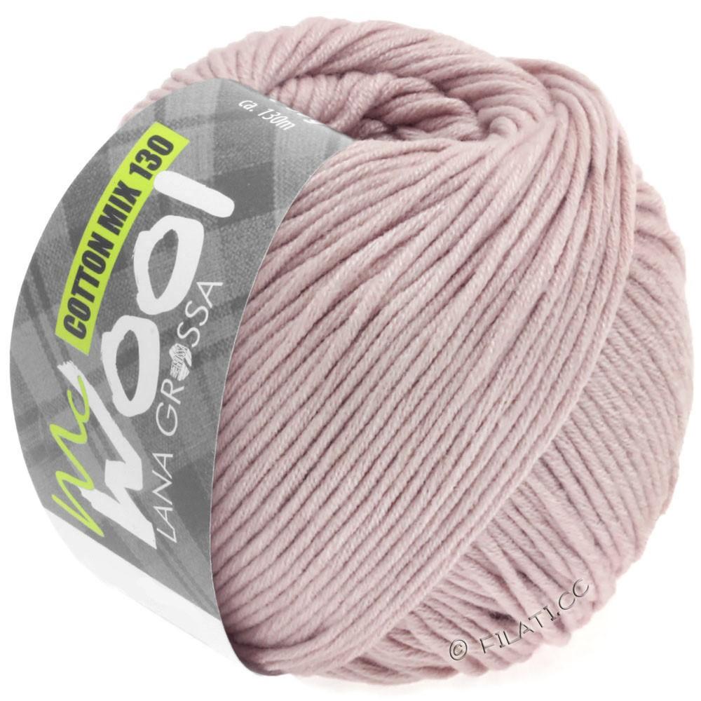 Lana Grossa COTTON MIX 130 (McWool)   146-subtle lilac