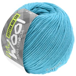 Lana Grossa COTTON MIX 130 (McWool) | 149-turquoise