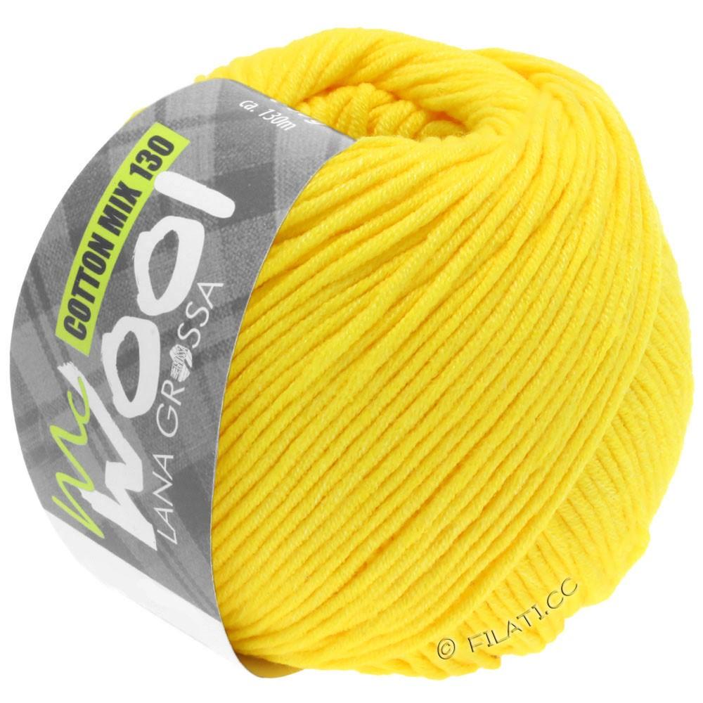 Lana Grossa COTTON MIX 130 (McWool)   151-yellow