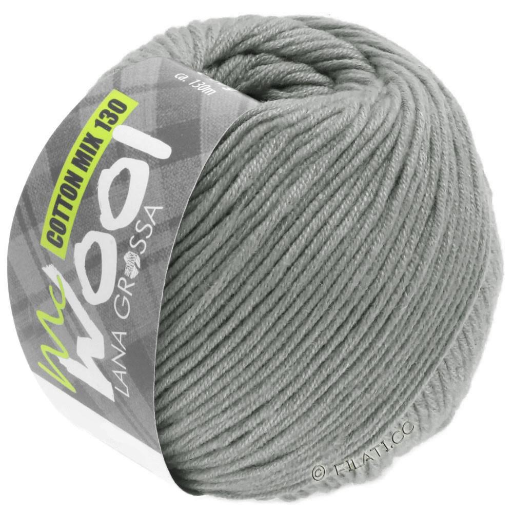 Lana Grossa COTTON MIX 130 (McWool) | 154-gray