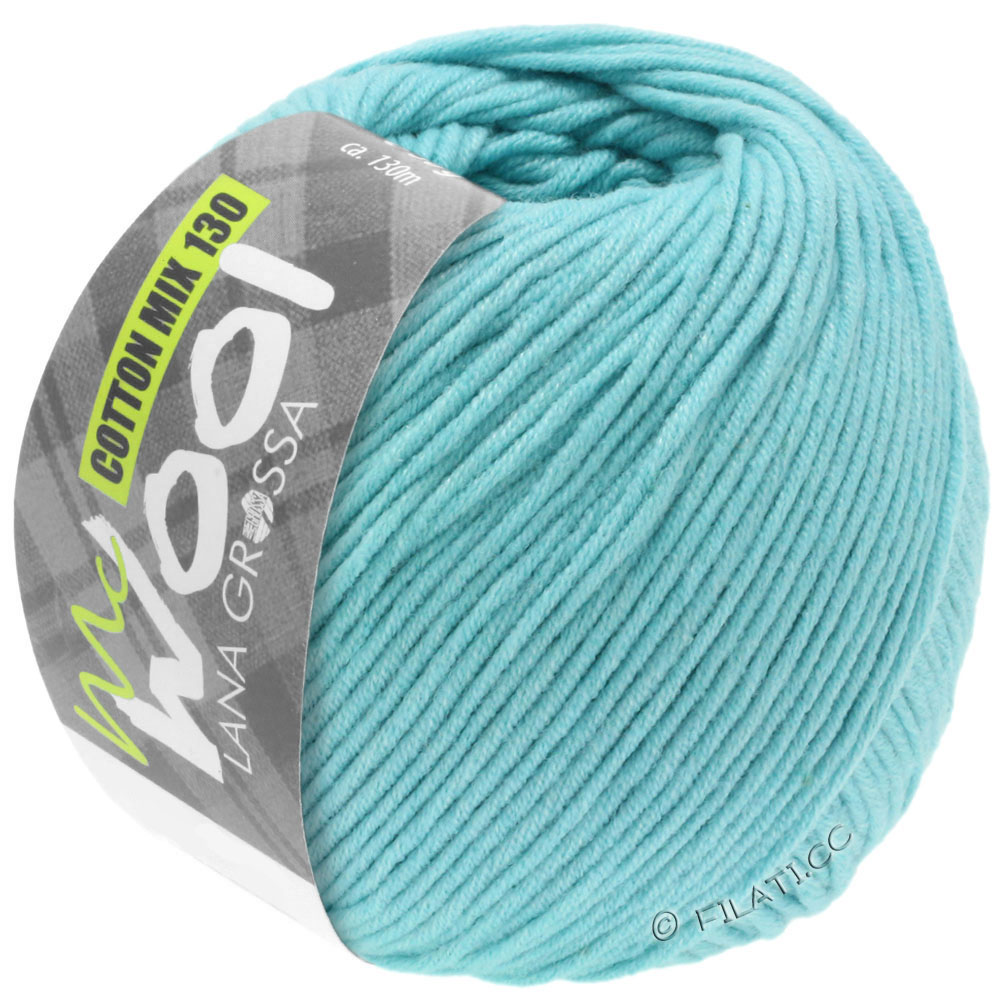 Lana Grossa McWool Cotton Mix 130 143