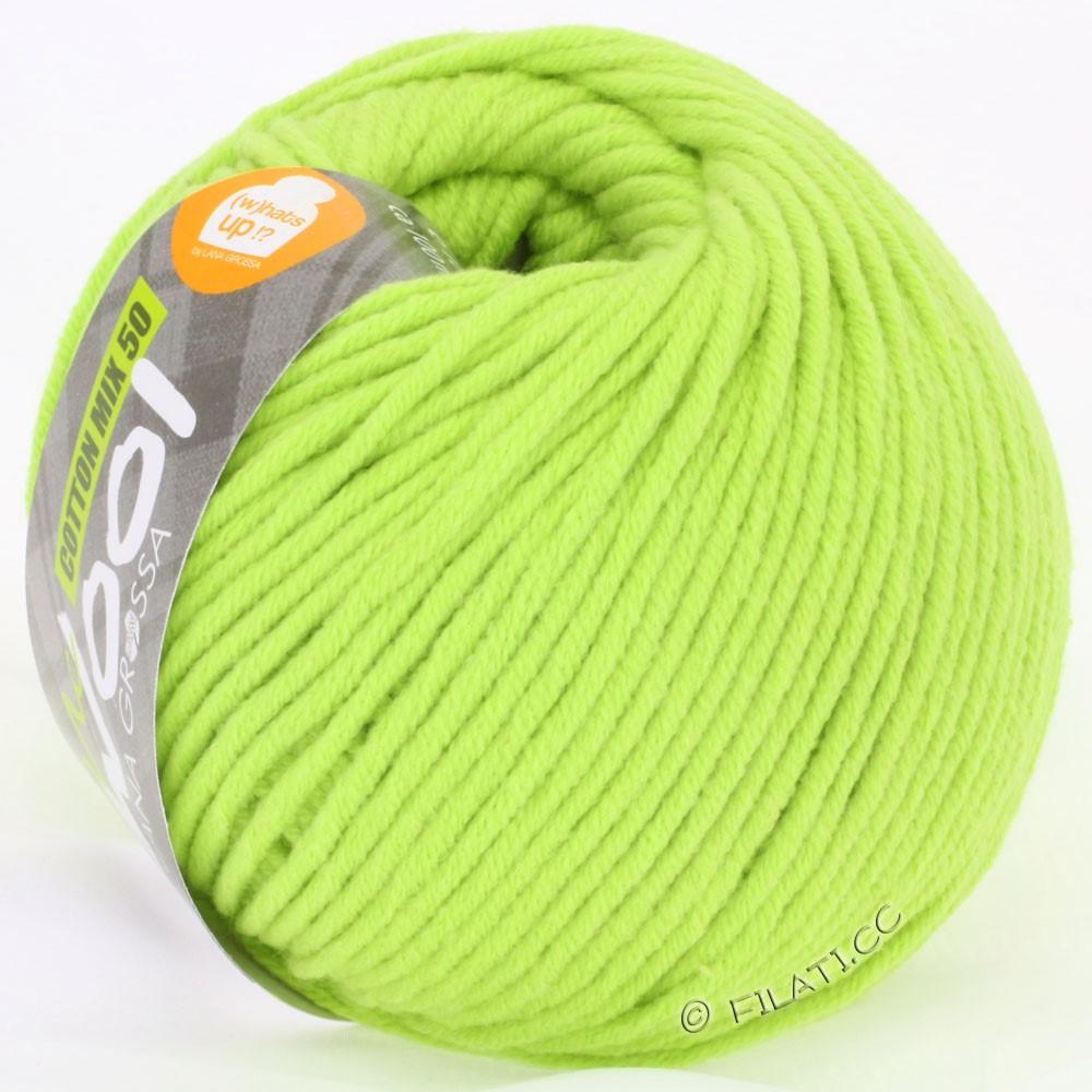 Lana Grossa COTTON MIX 50/100g (McWool) | 02-light green
