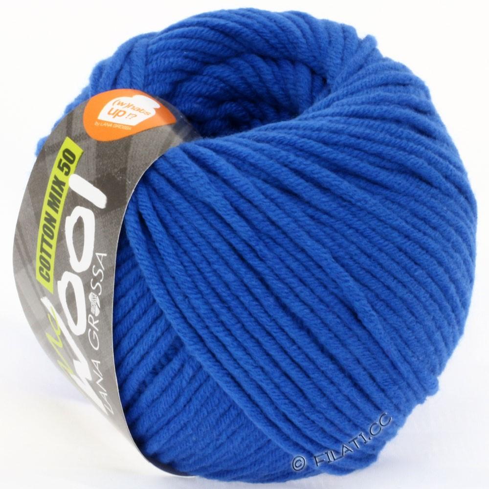 Lana Grossa COTTON MIX 50/100g (McWool) | 04-blue