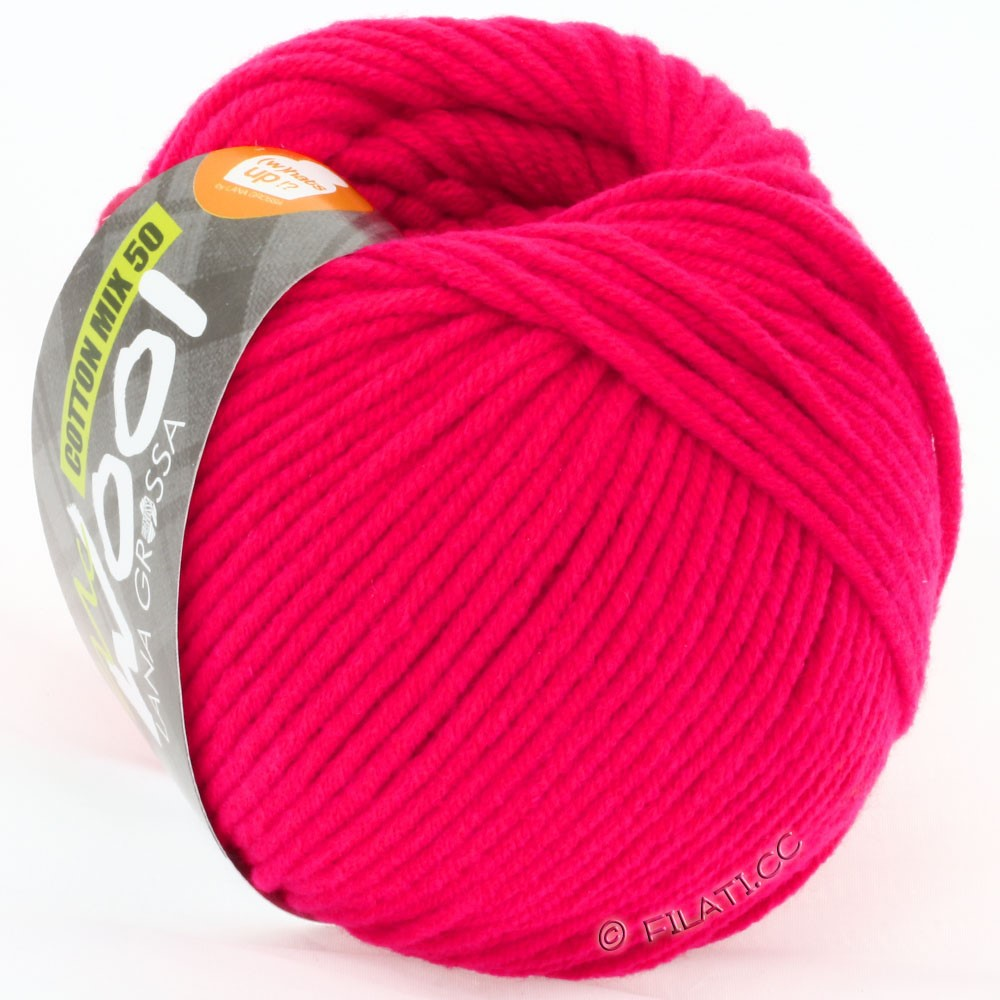 Lana Grossa COTTON MIX 50/100g (McWool) | 05-pink