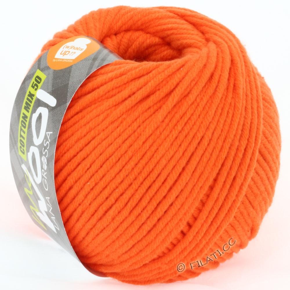 Lana Grossa COTTON MIX 50/100g (McWool) | 06-orange