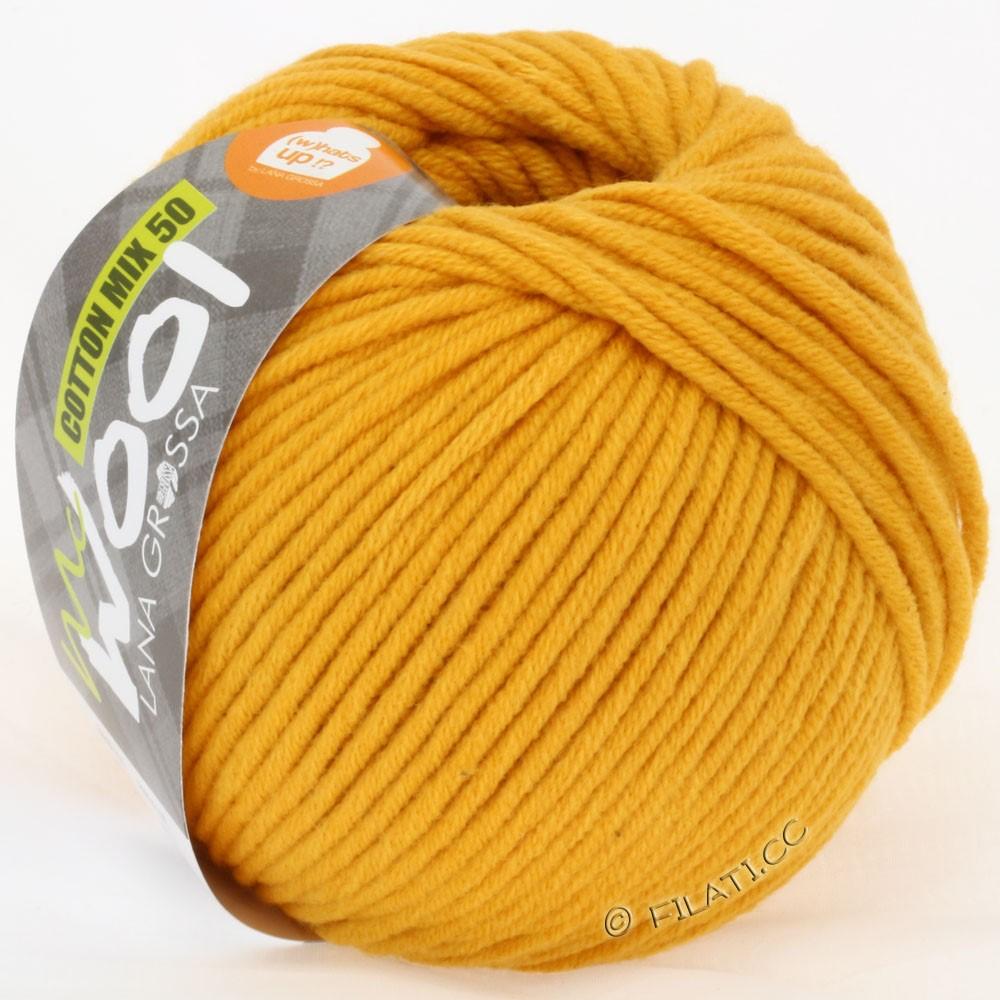 Lana Grossa COTTON MIX 50/100g (McWool) | 10-corn yellow