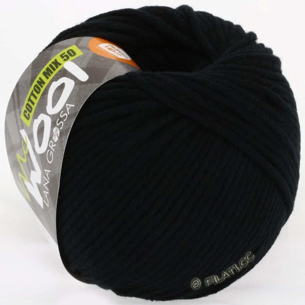 Lana Grossa COTTON MIX 50/100g (McWool) | 12-black