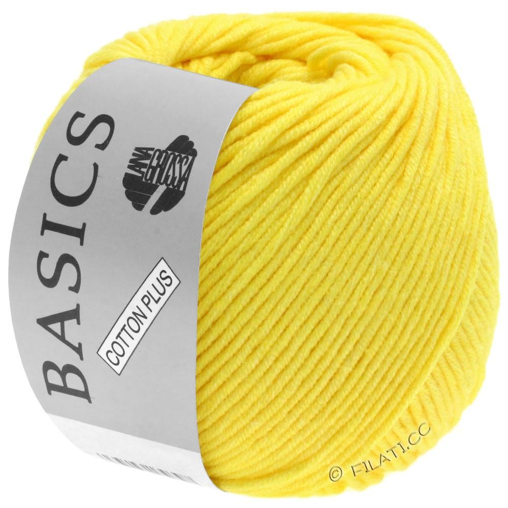 Lana Grossa COTTON PLUS   108-yellow