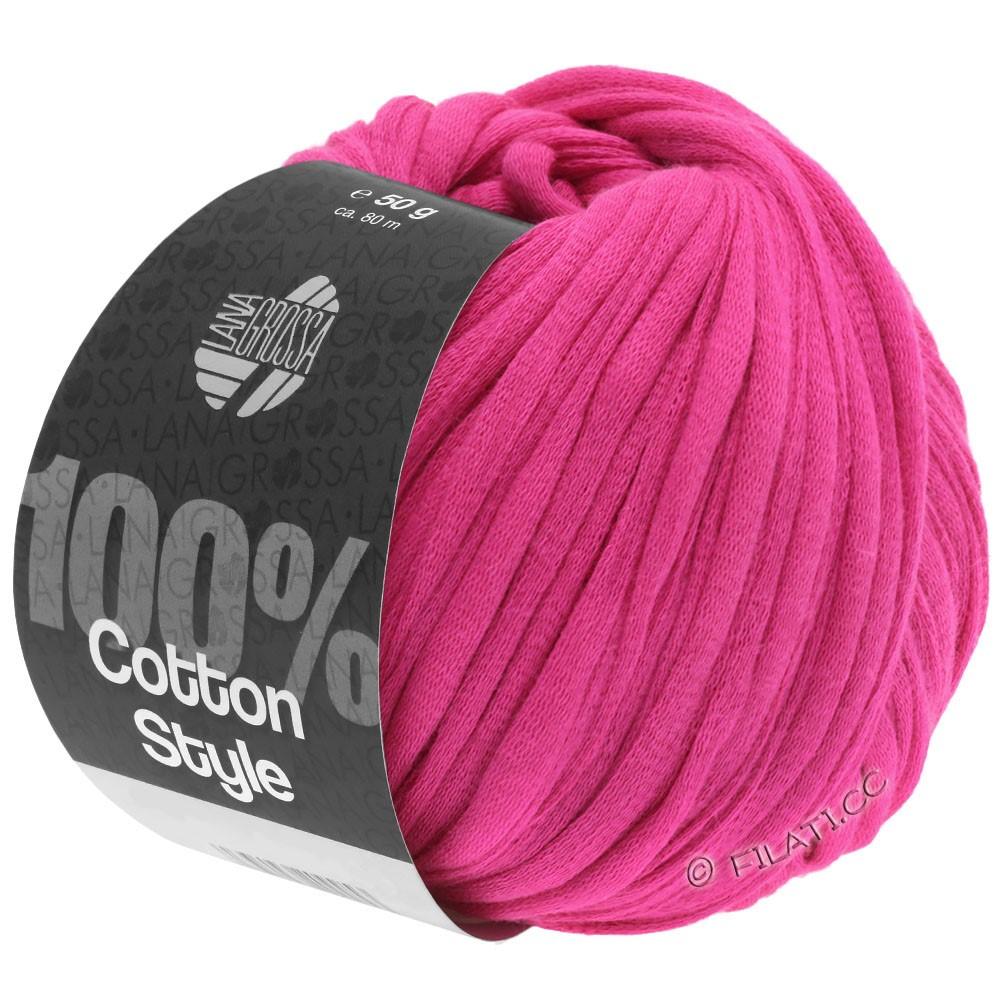 Lana Grossa COTTON STYLE | 18-pink