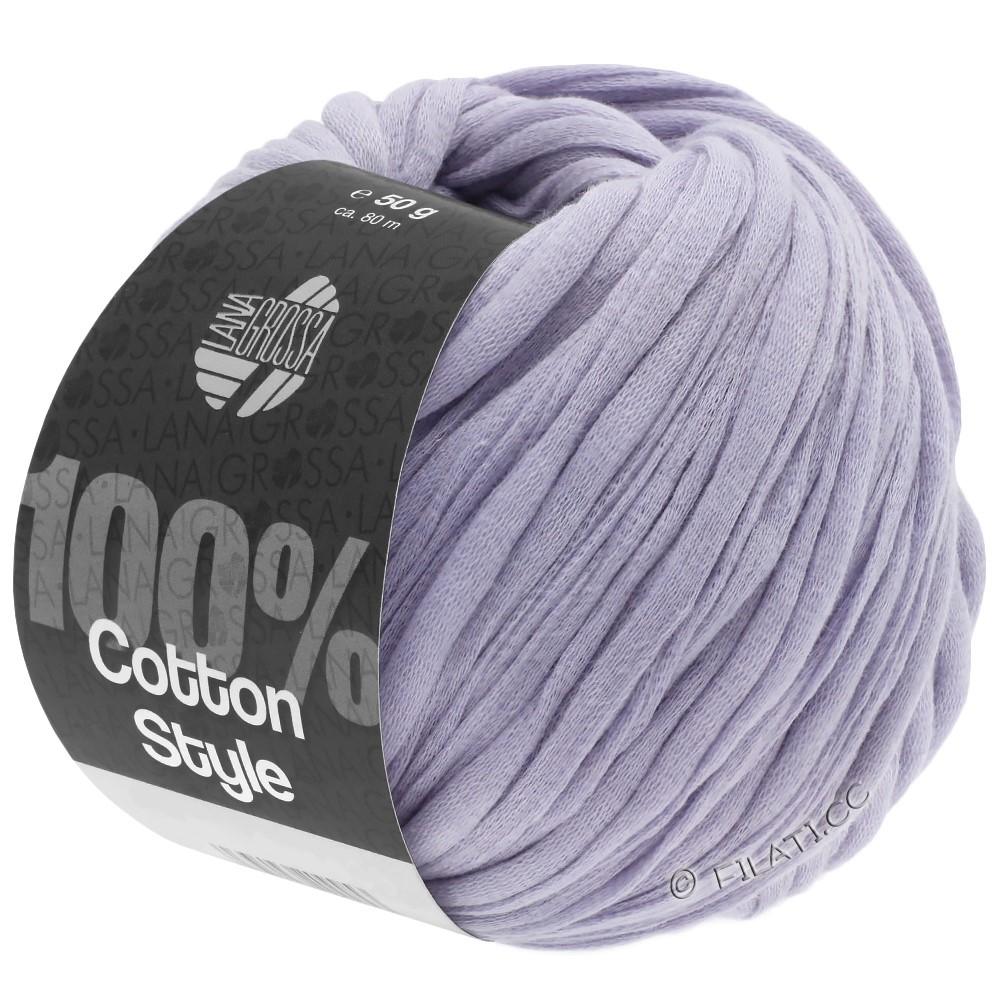 Lana Grossa COTTON STYLE | 20-pale purple