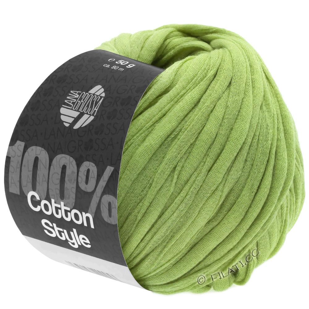 Lana Grossa COTTON STYLE | 23-linden green