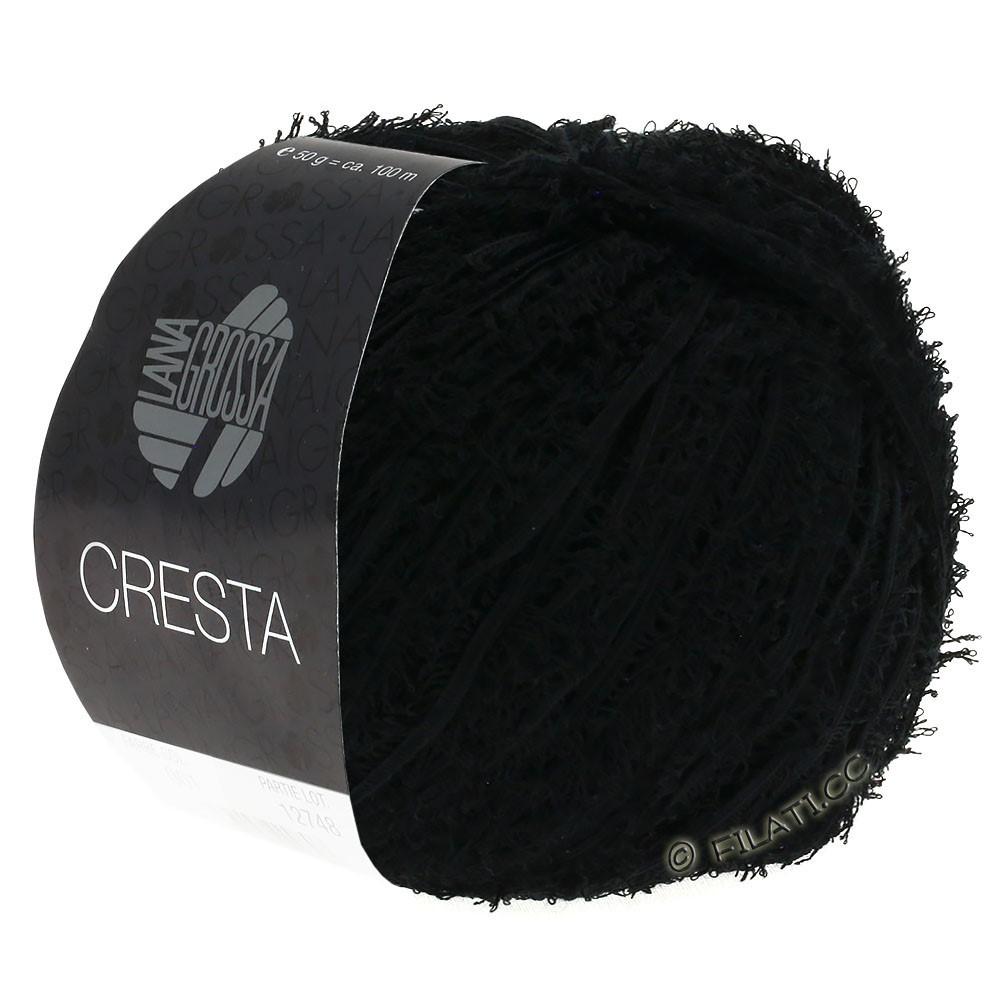 Lana Grossa CRESTA | 06-black