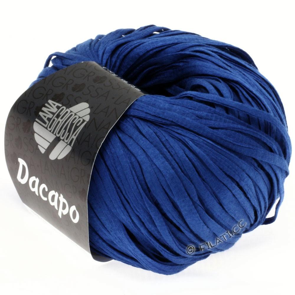 Lana Grossa DACAPO  Uni | 006-dark blue