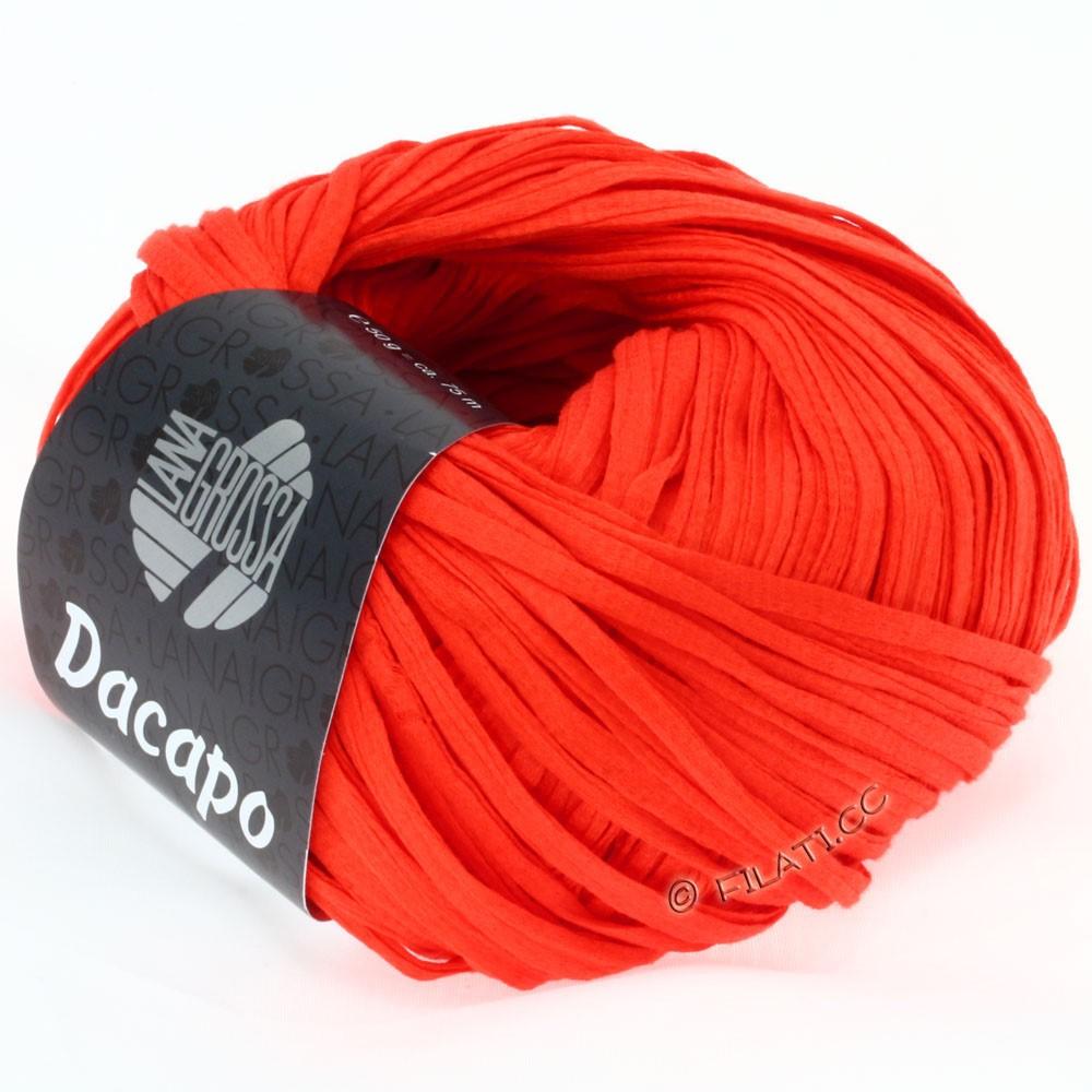 Lana Grossa DACAPO Uni | 018-coral