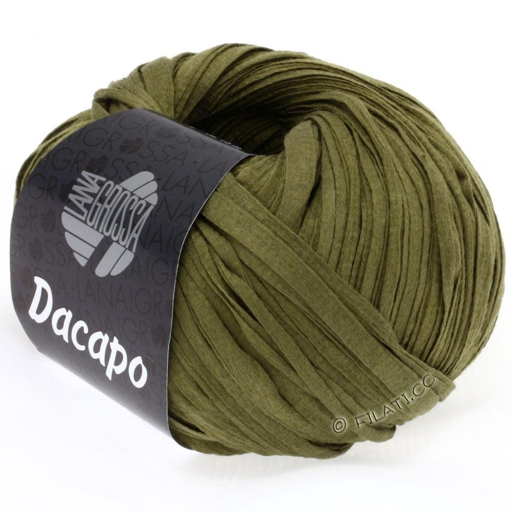 Lana Grossa DACAPO  Uni | 021-olive