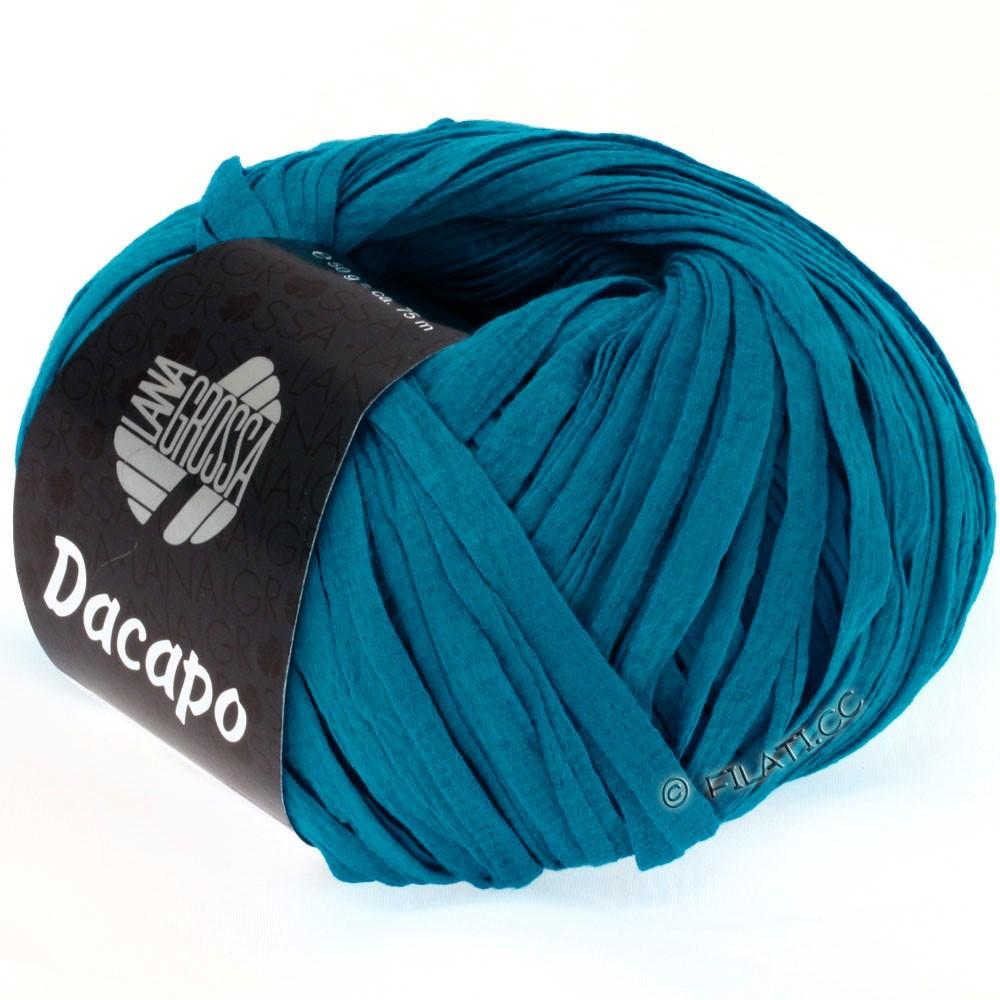 Lana Grossa DACAPO Uni | 029-azure blue