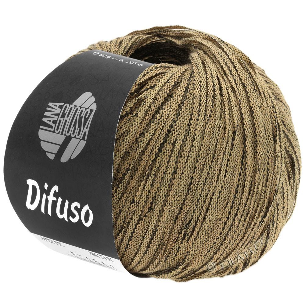 Lana Grossa DIFUSO | 08-sand/black