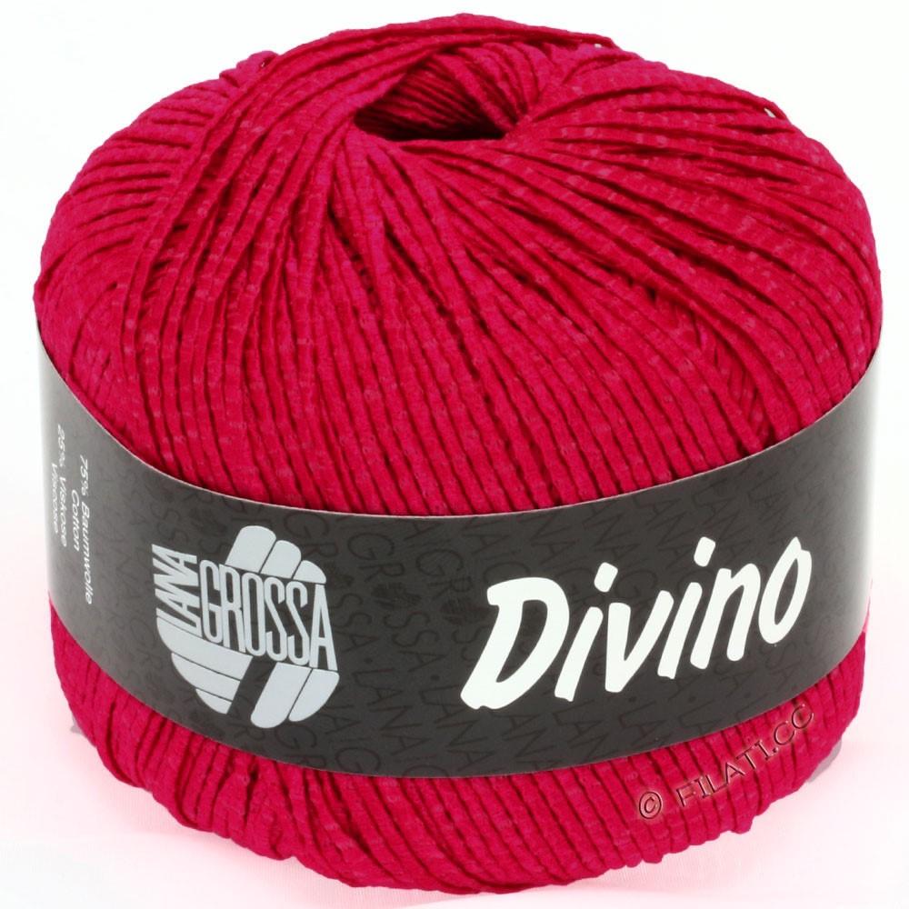 Lana Grossa DIVINO Uni | 29-pink
