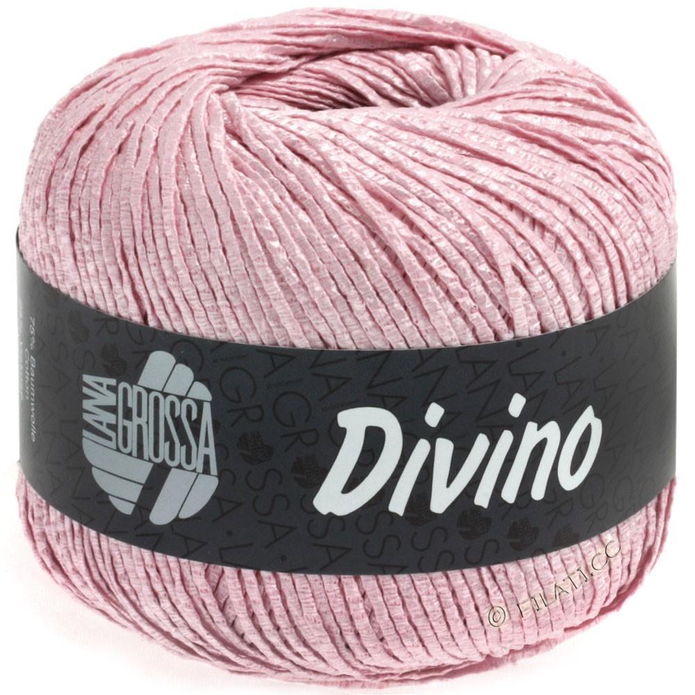 Lana Grossa DIVINO Uni | 51-rose