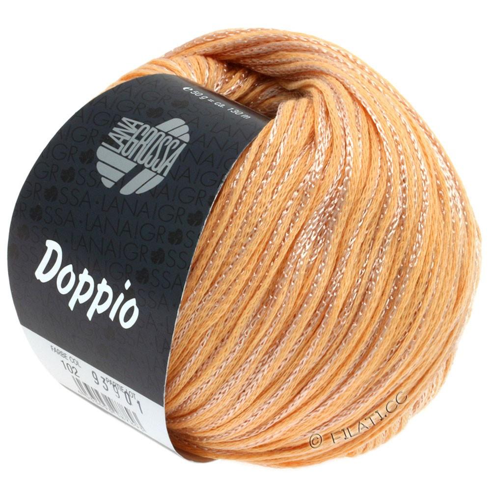 Lana Grossa DOPPIO/DOPPIO Unito | 102-peach