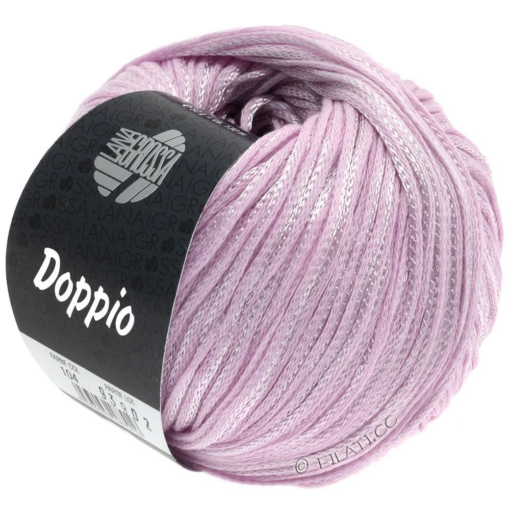 Lana Grossa DOPPIO/DOPPIO Unito | 104-lilac