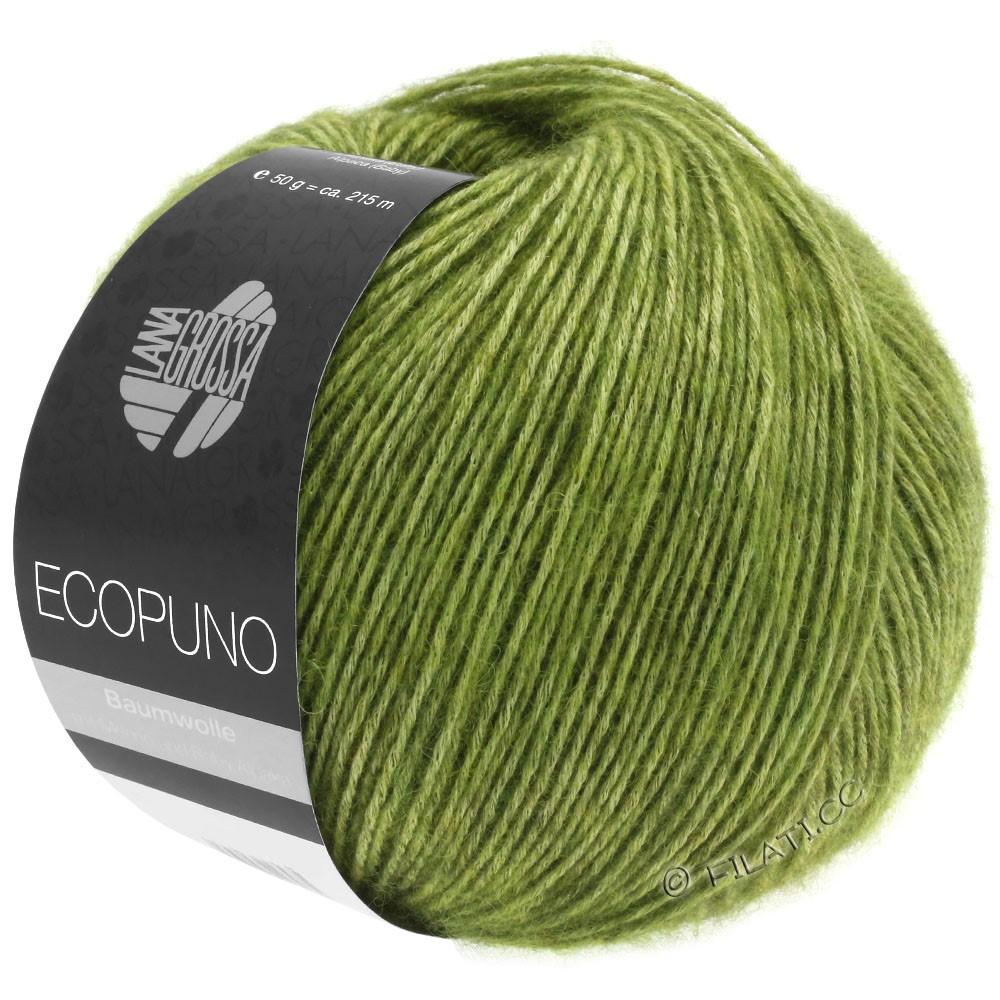 Lana Grossa ECOPUNO | 02-apple green