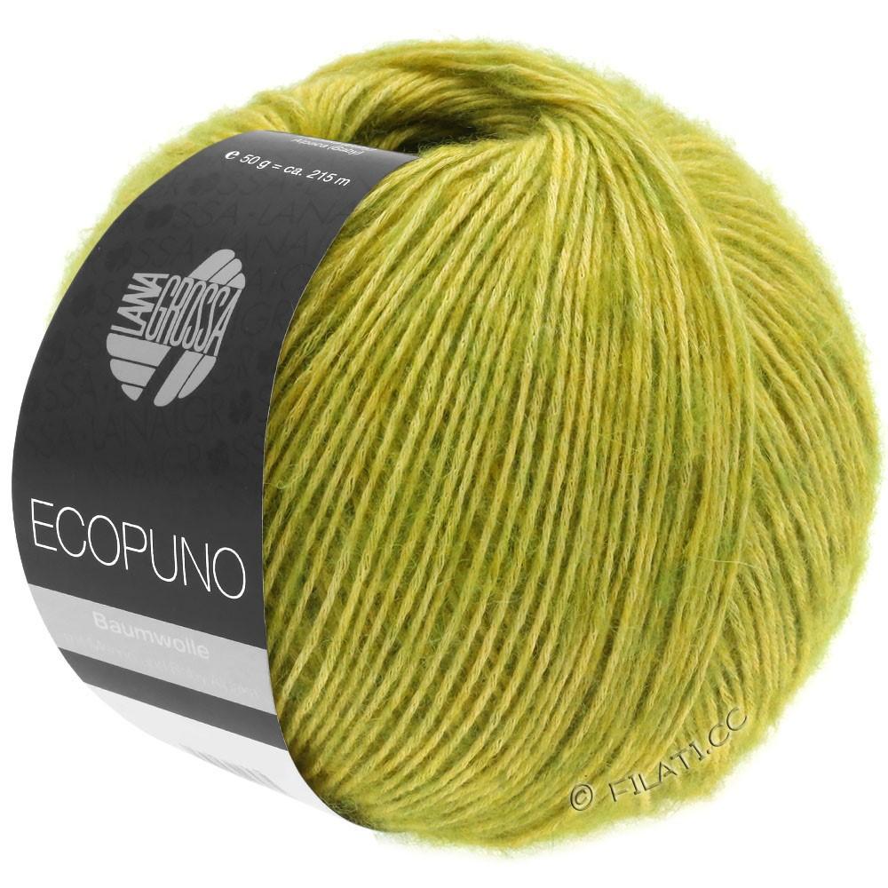 Lana Grossa ECOPUNO | 03-yellow green