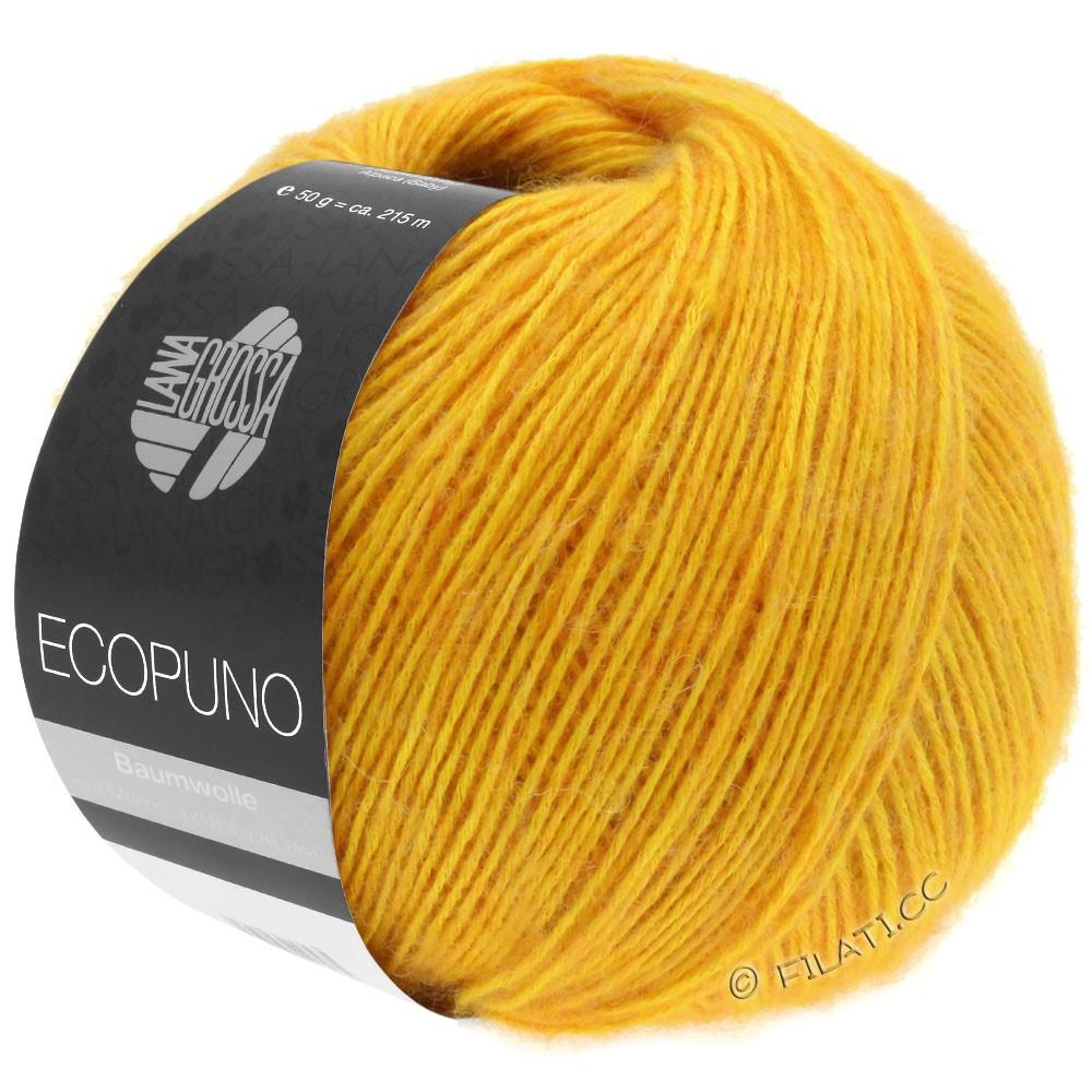 Lana Grossa ECOPUNO | 04-yellow