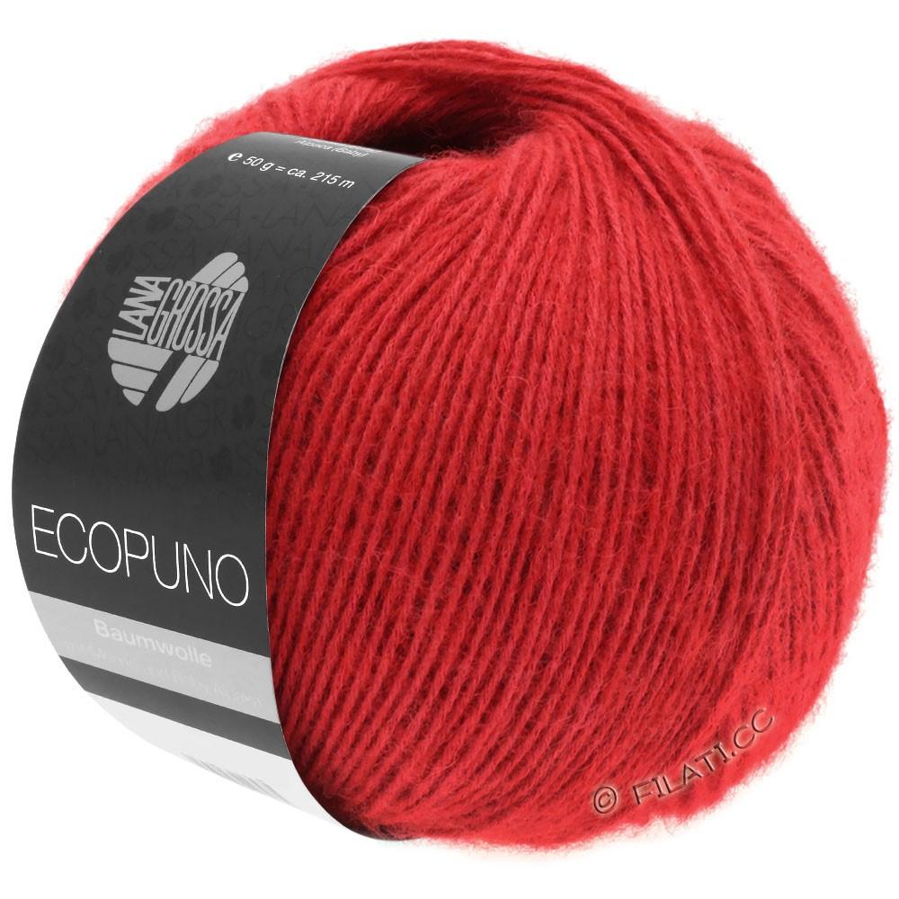 Lana Grossa ECOPUNO | 06-red