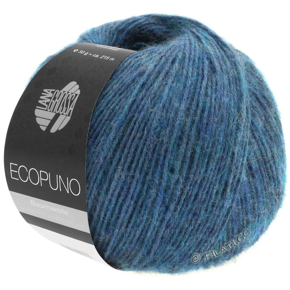 Lana Grossa ECOPUNO | 11-sapphire blue