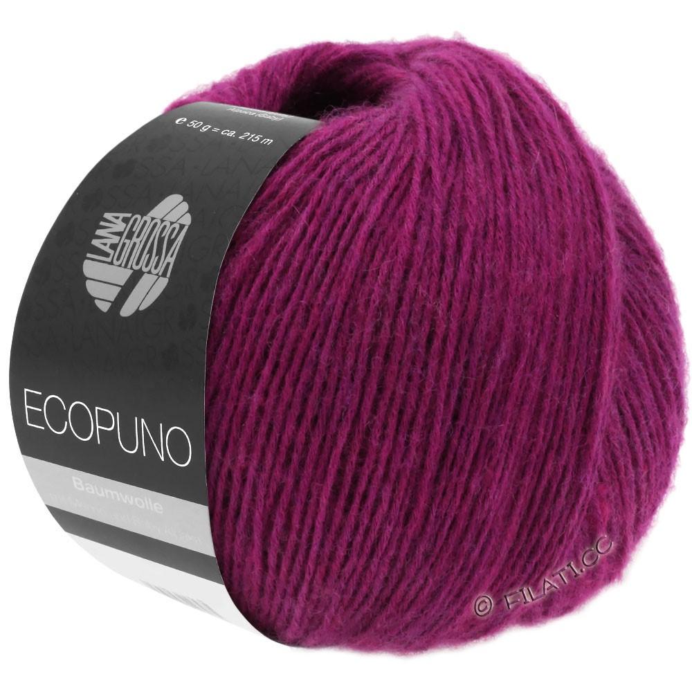 Lana Grossa ECOPUNO   22-purple