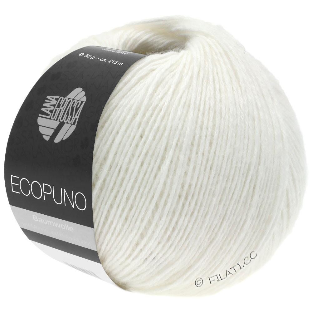 Lana Grossa ECOPUNO   26-white