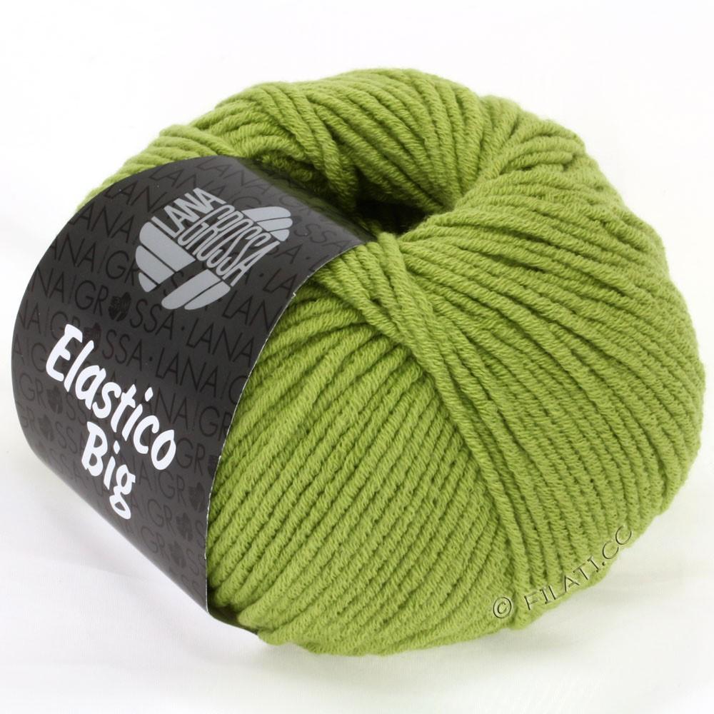 Lana Grossa ELASTICO Big   07-lime green