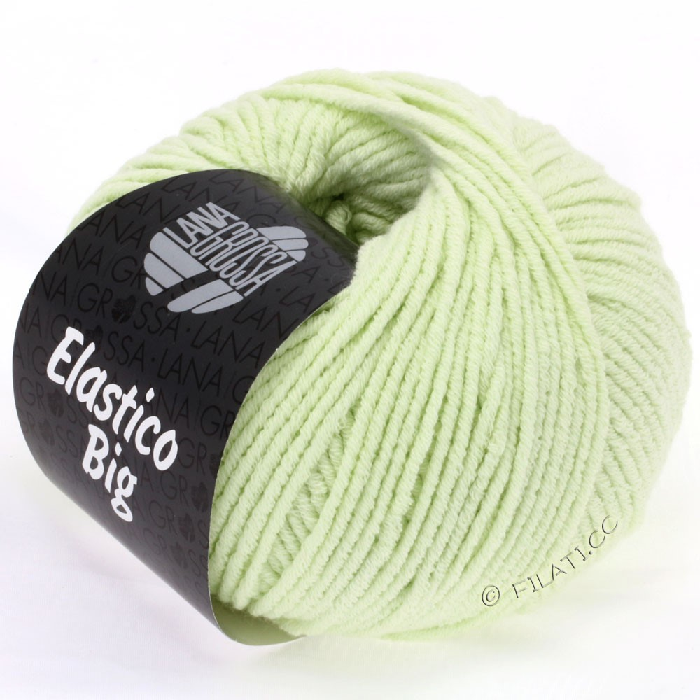 Lana Grossa ELASTICO Big | 08-pale green