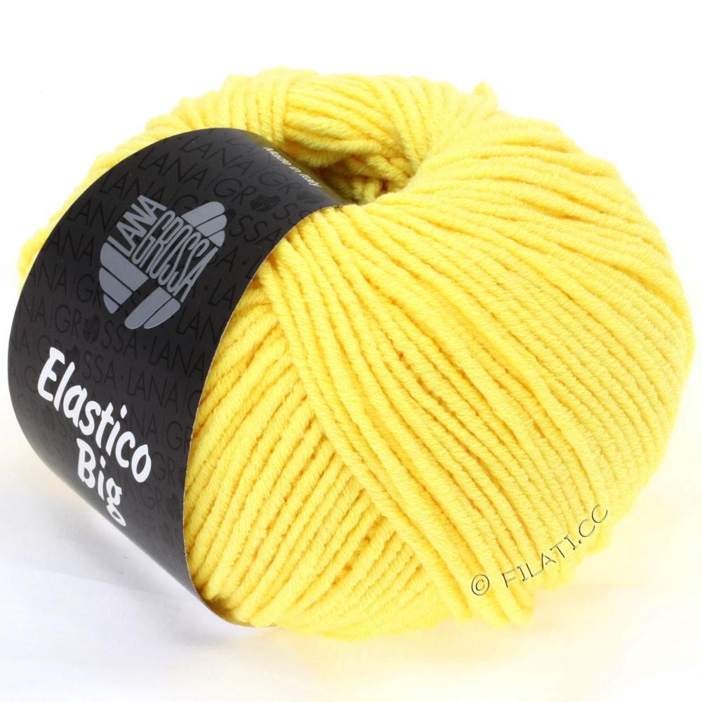 Lana Grossa ELASTICO Big | 09-yellow