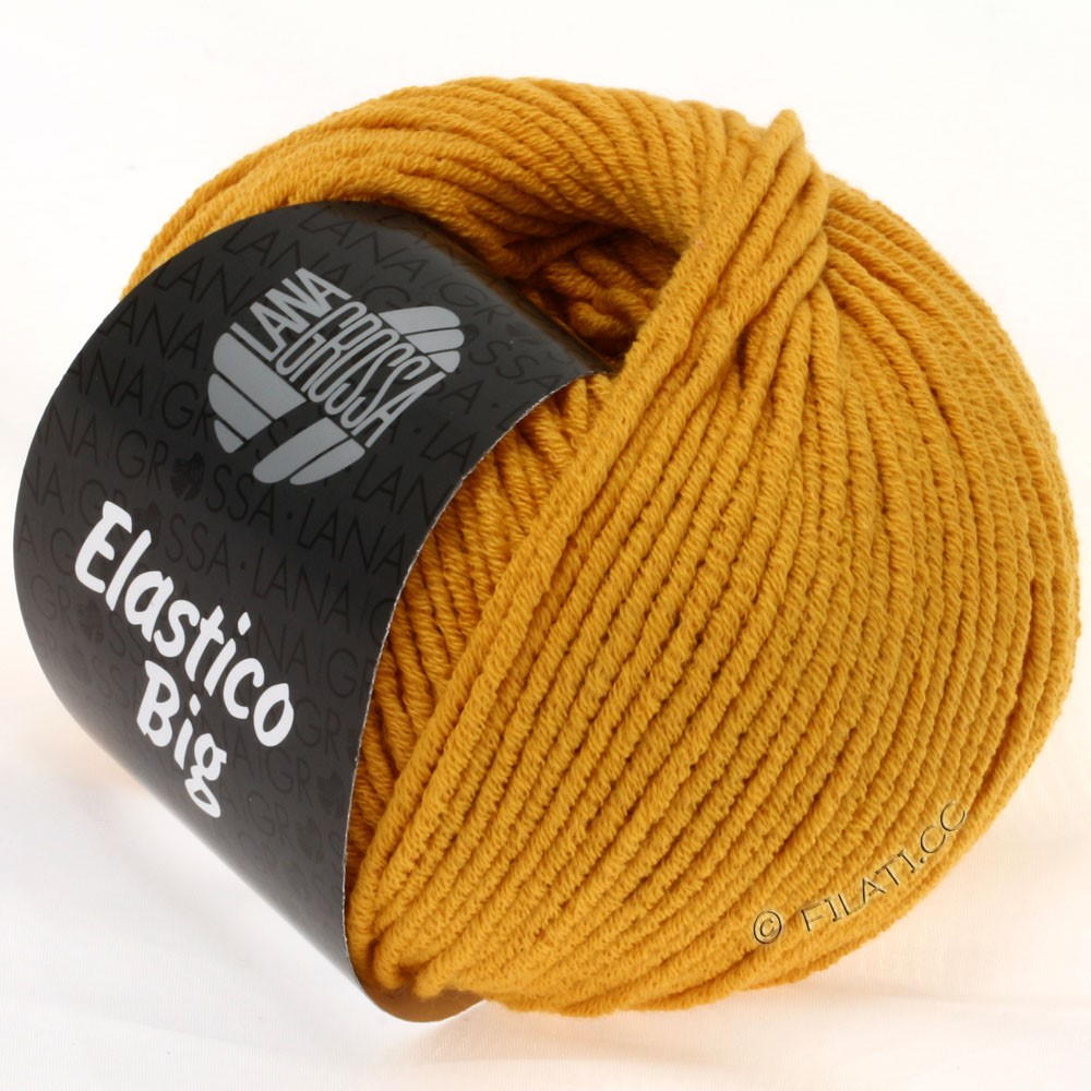 Lana Grossa ELASTICO Big | 40-golden yellow