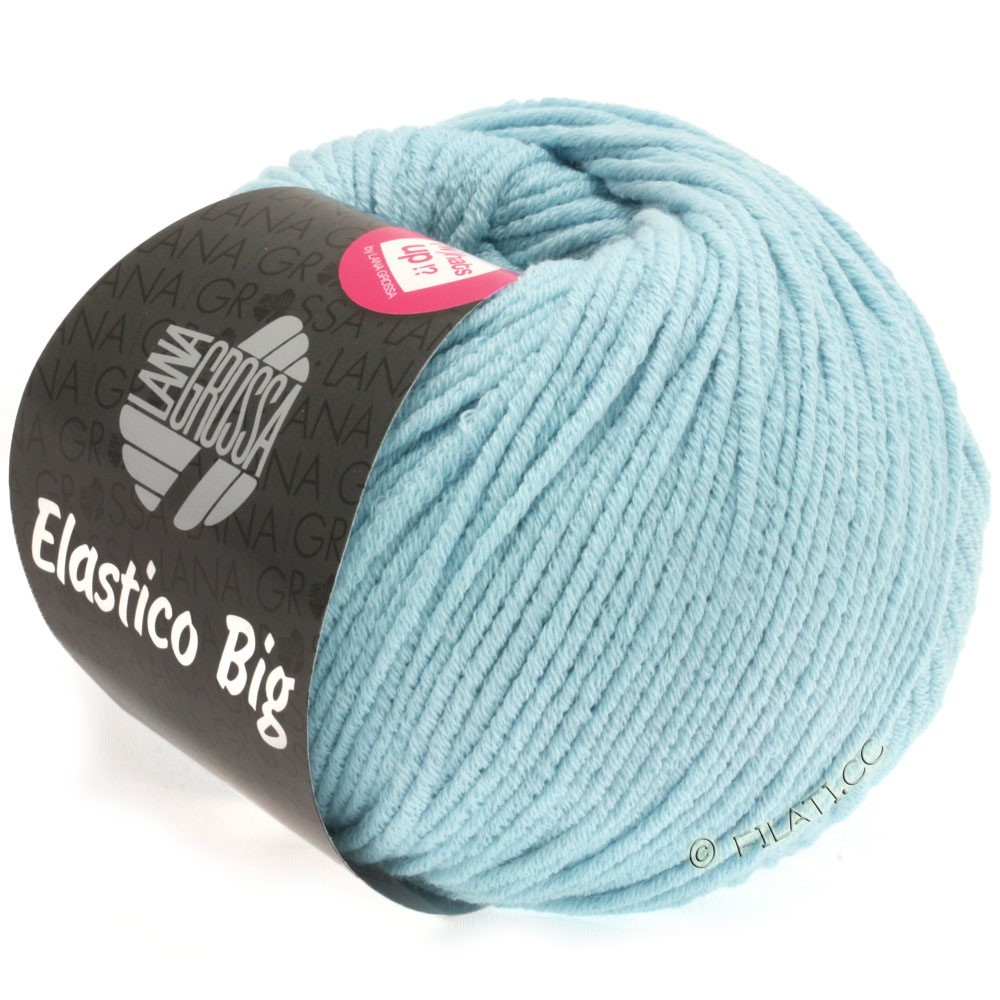 Lana Grossa ELASTICO Big | 43-light blue